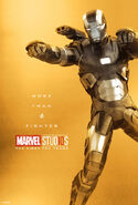 Marvel Studios The First 10 Years poster 020