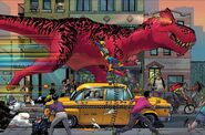 Moon Girl and Devil Dinosaur Vol 1 11 Textless
