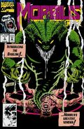 Morbius The Living Vampire Vol 1 5