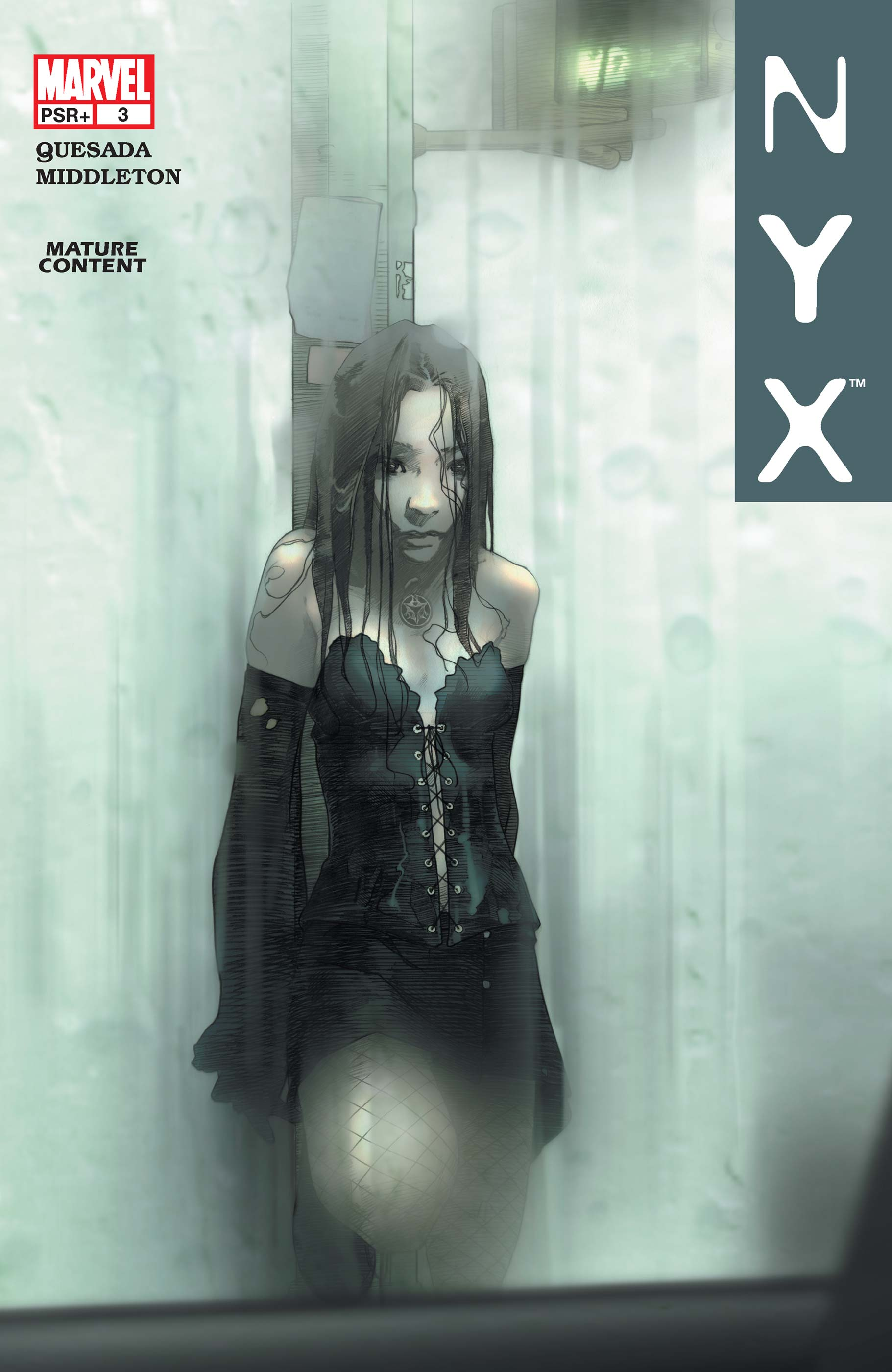 Image result for nyx #3