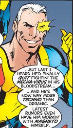 Nathaniel Grey (Earth-32098) from X-Men Vol 2 98 0001