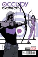 Occupy Avengers Vol 1 1 Divided We Stand Variant