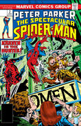 Peter Parker, The Spectacular Spider-Man Vol 1 2
