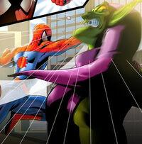 Peter Parker (Earth-TRN461) VS. Norman Osborn (Earth-TRN461) 001