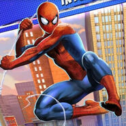 Peter Parker (Earth-TRN461) from Spider-Man Unlimited (video game) 076