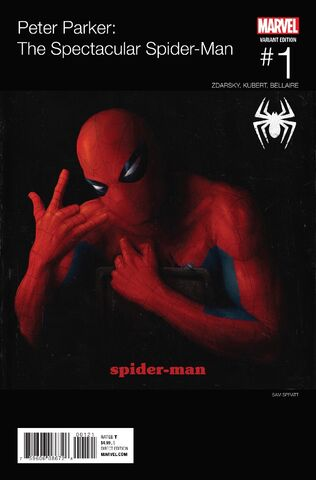 File:Peter Parker The Spectacular Spider-Man Vol 1 1 Hip-Hop Variant.jpg
