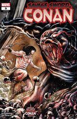 Savage Sword of Conan Vol 2 9