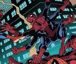 Spider-Man (Doppelganger) (Earth-TRN664) from Deadpool Kill the Marvel Universe Vol 1 2 001