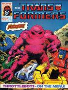 Transformers (UK) Vol 1 127