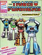 Transformers (UK) Vol 1 130