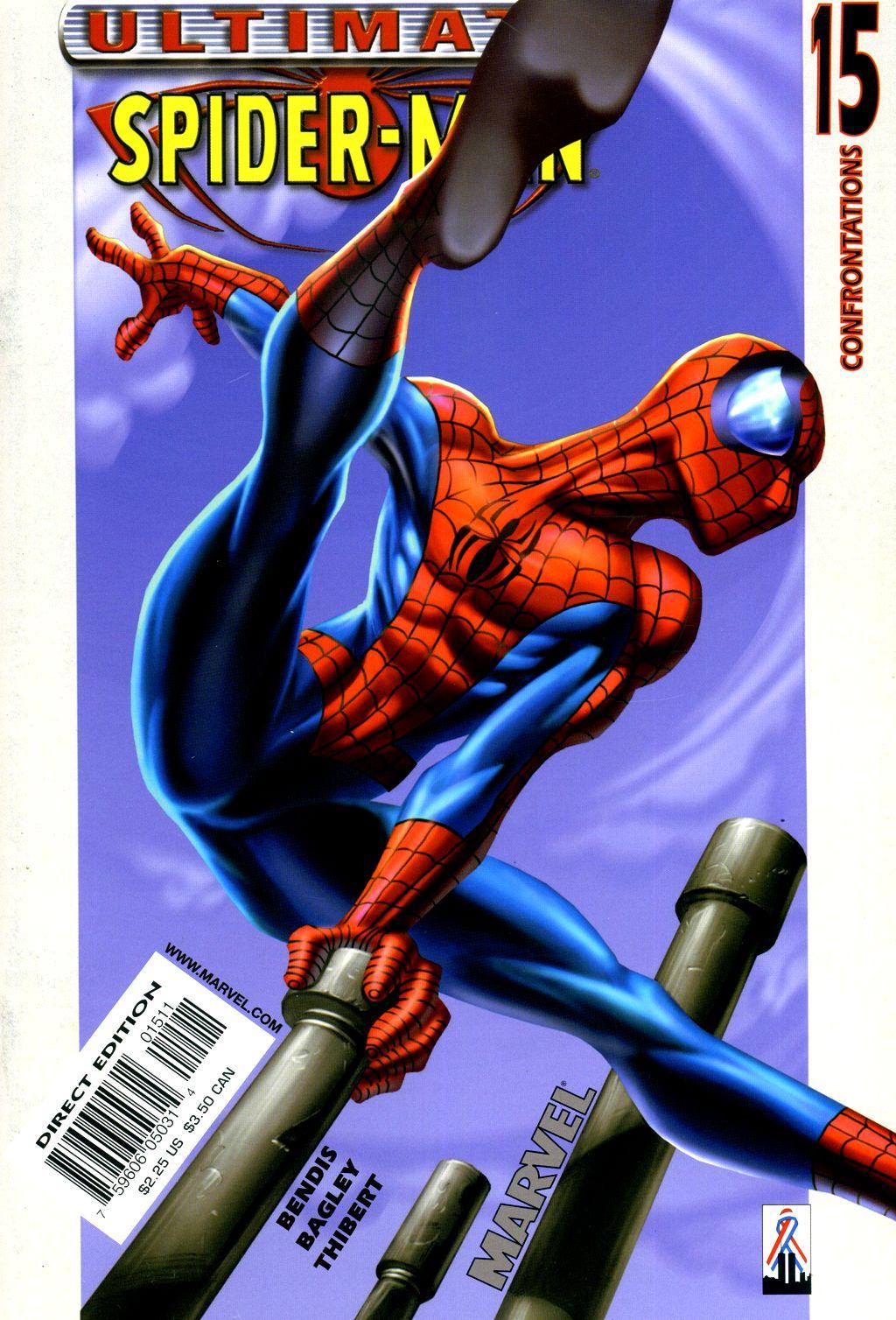 Ultimate Spider-Man Vol 1 15