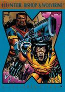 Uncanny X-Men Vol 1 295 Trading card