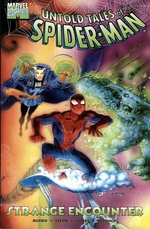 Untold Tales of Spider-Man Strange Encounter Vol 1 1 0001