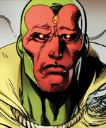 Vision (Earth-19529) from Spider-Man Life Story Vol 1 3 001