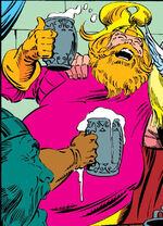 Volstagg (Earth-691) from Guardians of the Galaxy Vol 1 42