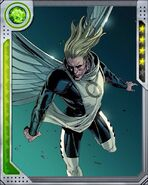 Warren Worthington III (Earth-616) from Marvel War of Heroes 011