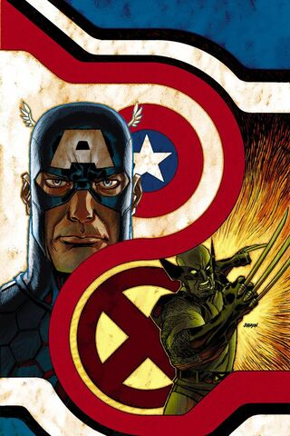 File:Wolverine Vol 4 7 Captain America 70th Anniversary Variant Textless.jpg