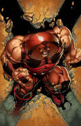 X-Men Black - Juggernaut Vol 1 1 Virgin Variant