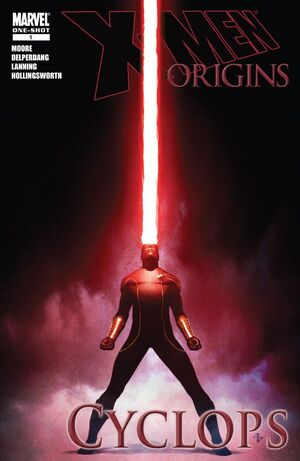 X-Men Origins Cyclops Vol 1 1
