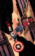 All-New Captain America Vol 1 2 Sale Variant Textless