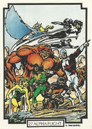 Alpha Flight (Earth-616) from Best of Byrne Collection 0001