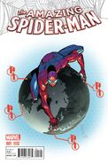 Amazing Spider-Man Vol 4 1 Camuncoli Variant