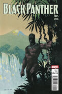 Black Panther Vol 6 5 Ribic Connecting Variant A