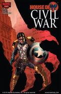 Civil War House of M Vol 1 3