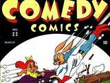Comedy Comics Vol 1 22