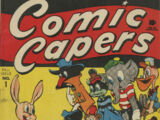 Comic Capers Vol 1 1