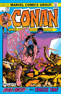 Conan the Barbarian Vol 1 19