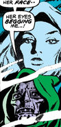Cynthia von Doom (Earth-616) and Victor von Doom (Earth-616) from Astonishing Tales Vol 1 8 0001