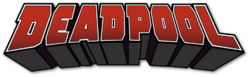 Deadpool (2015) logo
