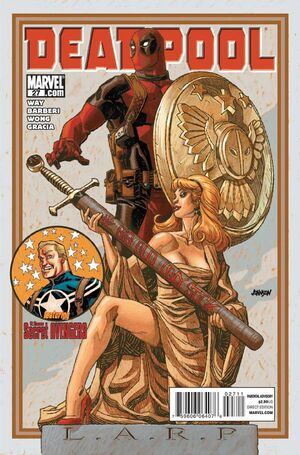 Deadpool Vol 4 27