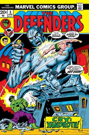 Defenders Vol 1 5