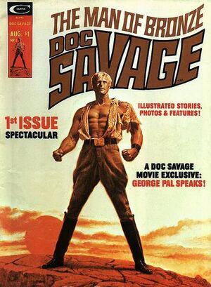 Doc Savage Vol 2 1