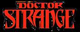 Doctor Strange Vol 4 Logo (2015)