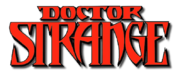 Doctor Strange Vol 4 Logo (2015)