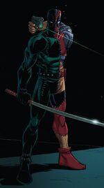 Evil Deadpool (Earth-616) from Deadpool & the Mercs for Money Vol 1 2 001