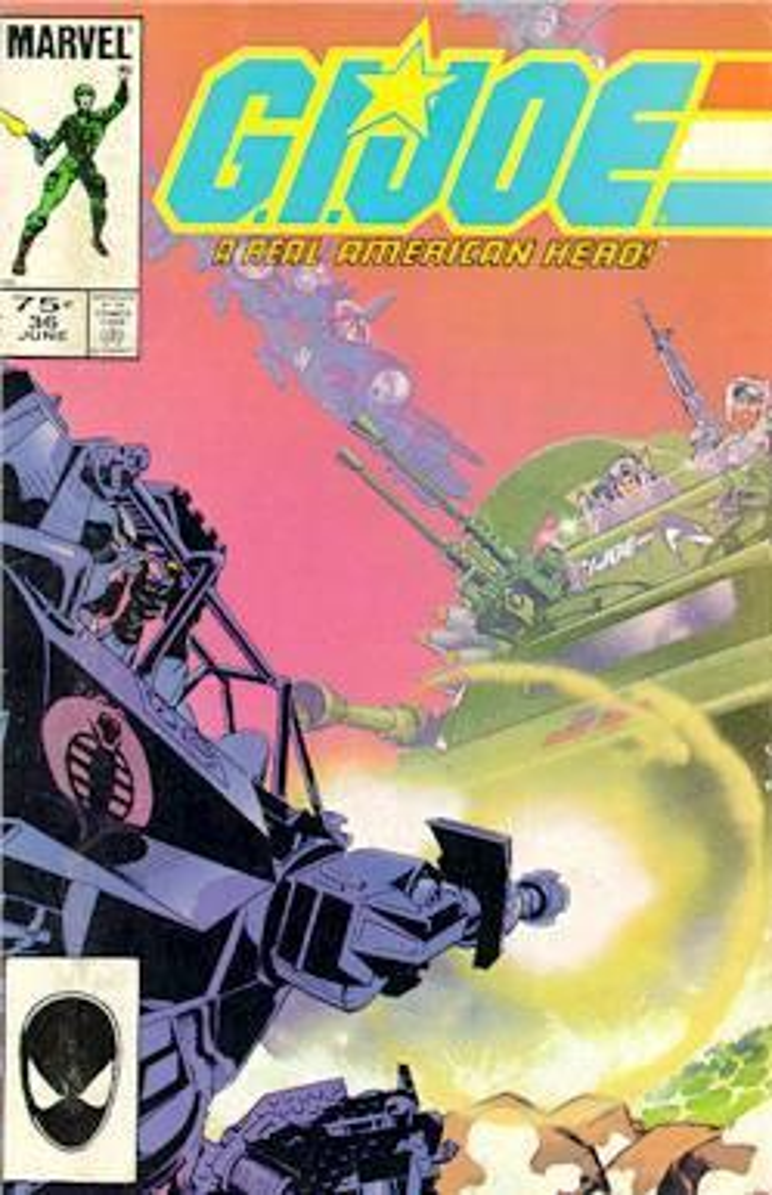G.I. Joe A Real American Hero Vol 1 36
