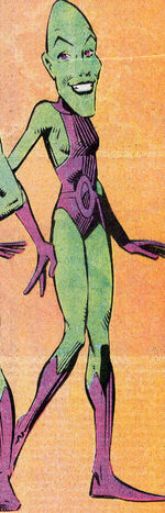 Impossible Woman (Earth-616) from Official Handbook of the Marvel Universe Vol 2 6 0001