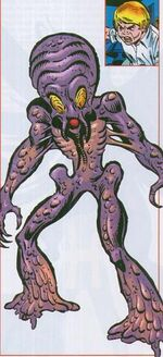 James Marks (Earth-616) from All-New Official Handbook of the Marvel Universe Vol 1 5 0001