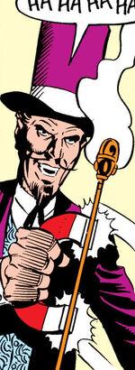 Jules Bergen (Earth-616) from West Coast Avengers Vol 2 18 0001