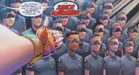 Junior Guardsmen (Earth-616) from New Warriors Vol 4 7 0001