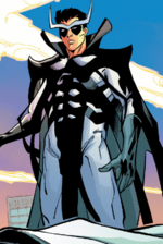 Kyle Remsen (Warp World) (Earth-616) from Secret Warps Arachknight Annual Vol 1 1 001