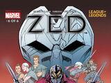 League of Legends: Zed Vol 1 6