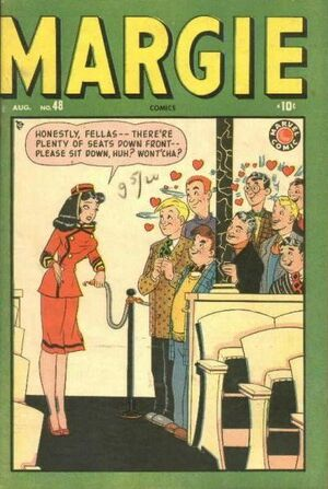 Margie Comics Vol 1 48