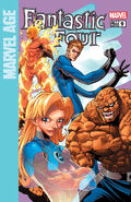 Marvel Age Fantastic Four Vol 1 9