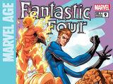 Marvel Age: Fantastic Four Vol 1 9
