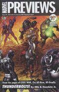 Marvel Previews Vol 1 39